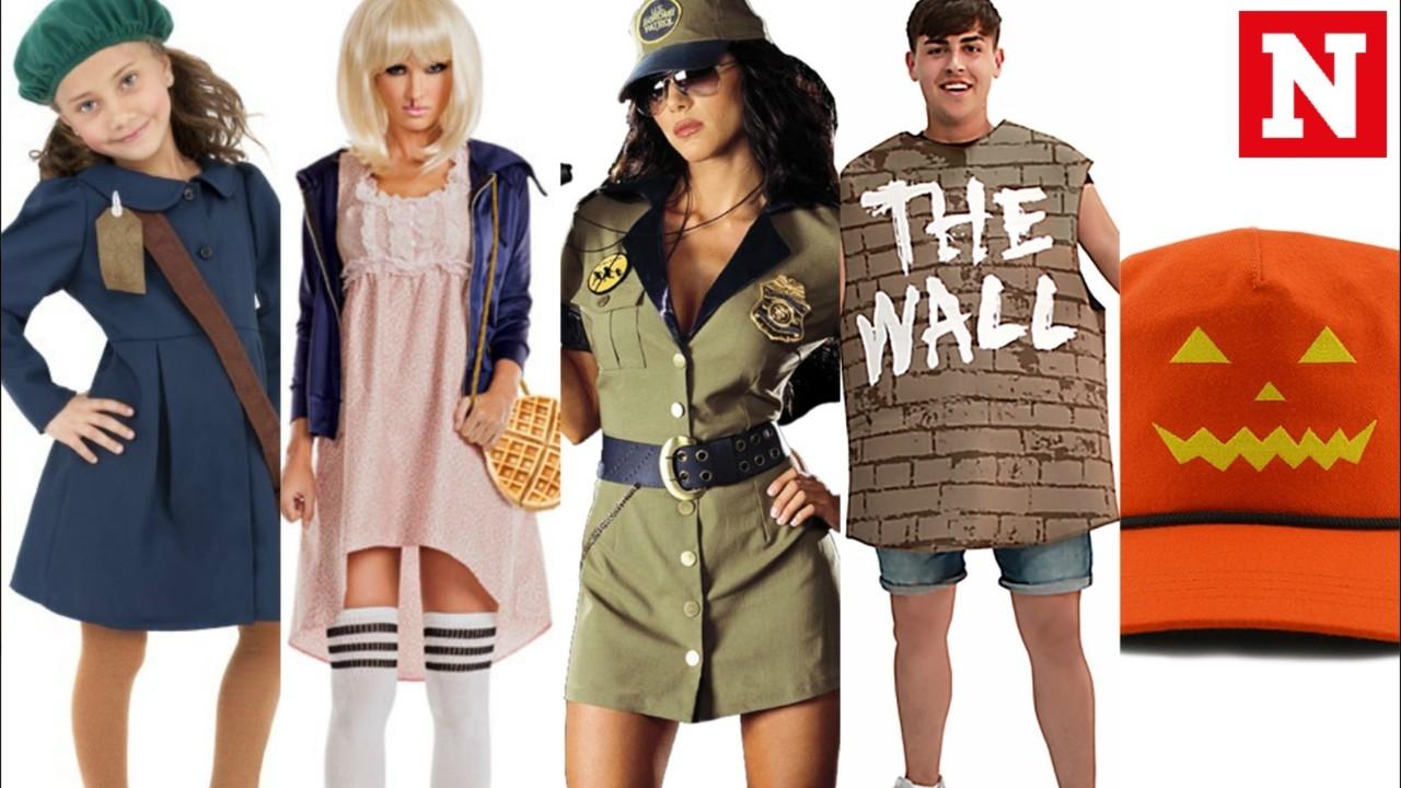 hollywood does halloween: kim kardashian's poison ivy, gigi hadid's
