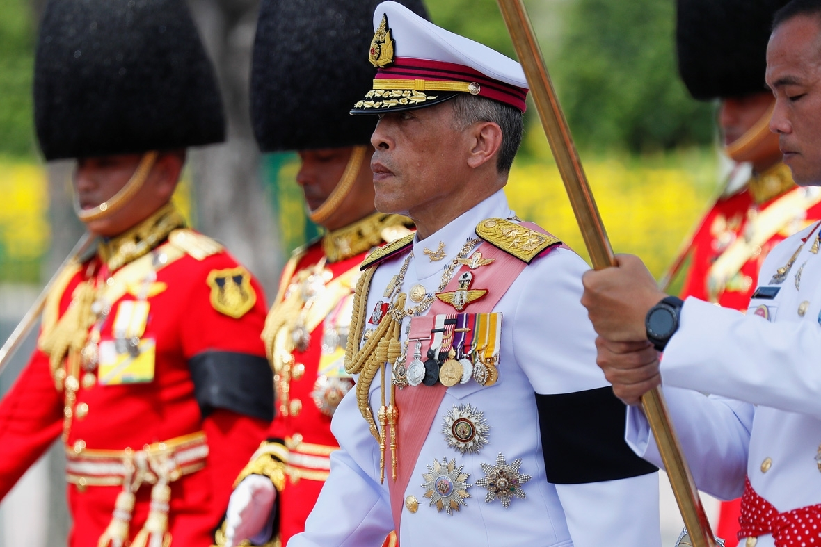 Thailand king funeral