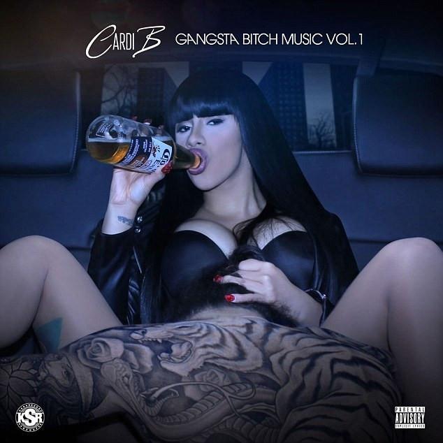 Gangsta Bitch Music Vol. 1.album cover
