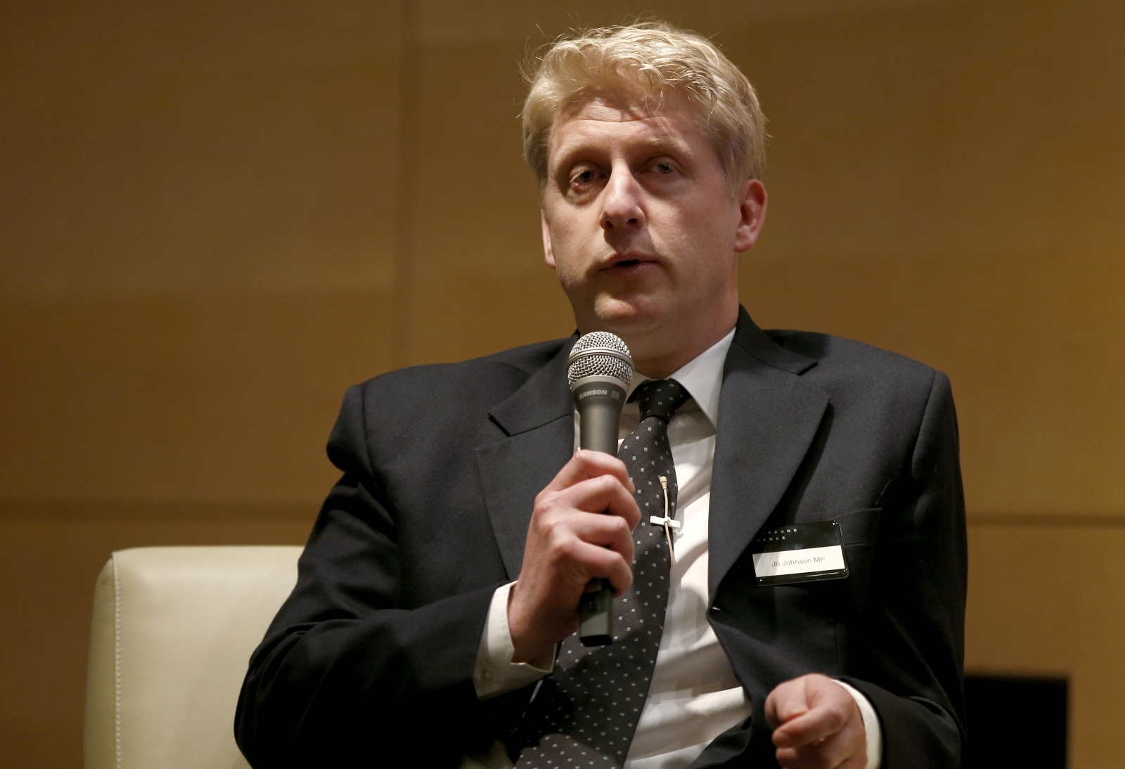 Jo Johnson to tell universities to stop 'no-platforming' speakers