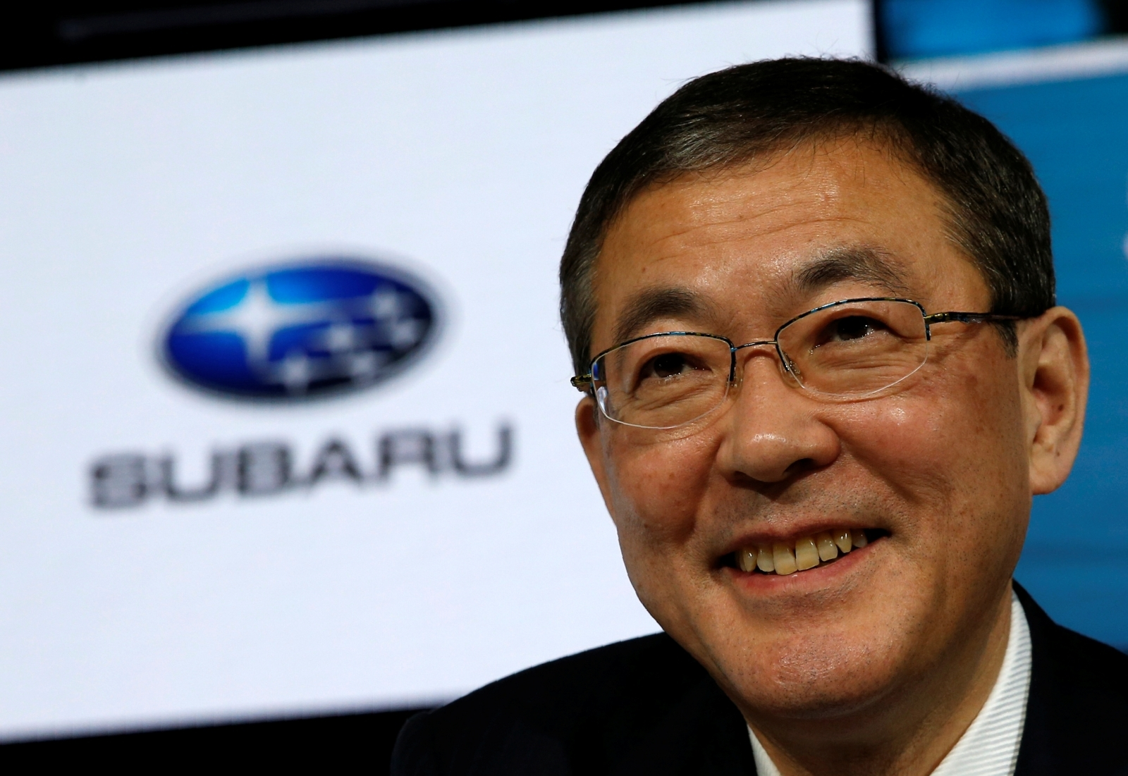 Yasuyuki Yoshinaga Subaru