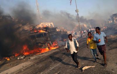 somalia mogadishu bomb attack