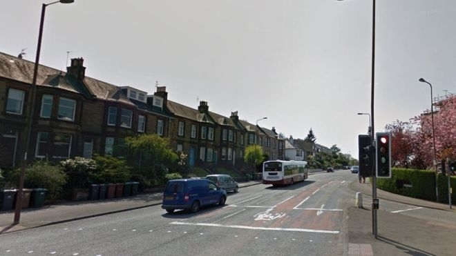 Cyclist killed in Edinburgh