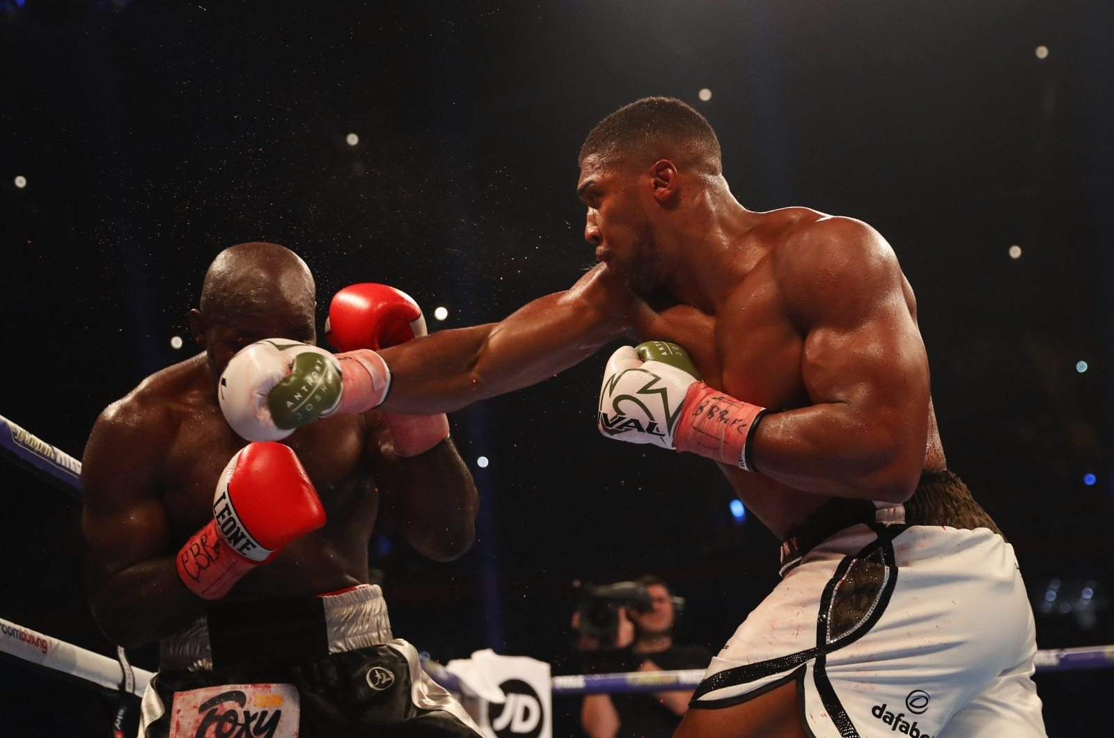 Joshua is avoiding me, claims Wilder