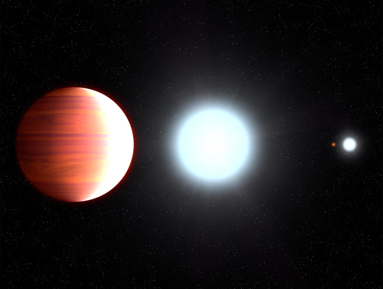 Kepler-13Ab exoplanet
