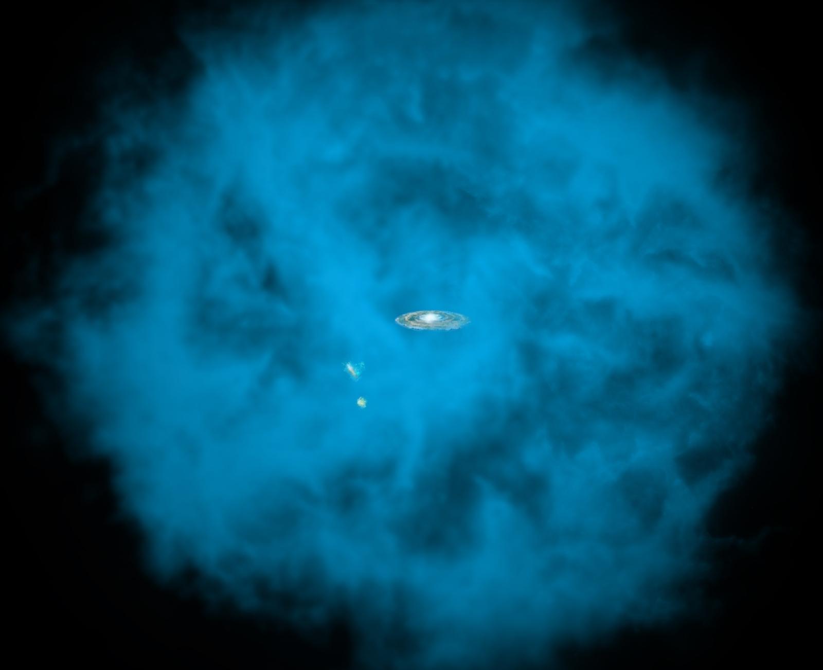 Nasa spooky space sounds
