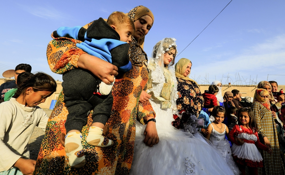 Raqqa wedding