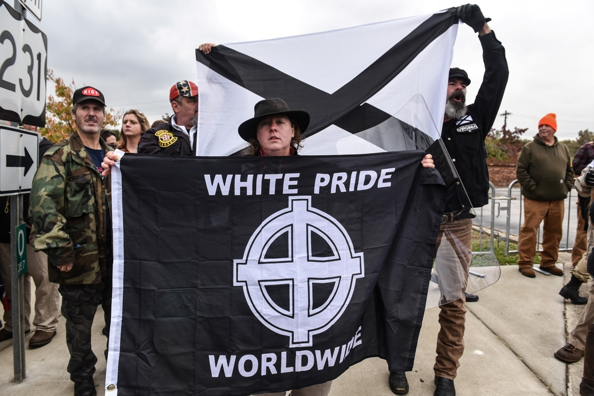White Lives Matter Nazis Tennessee