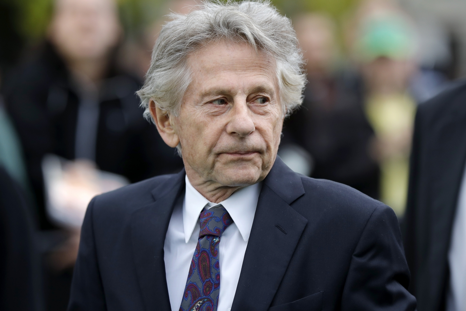 Roman Polanski will face protests when a retrospective of the controversial film director's work opens in Paris today