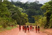 Waiapi tribe Amazon brazil