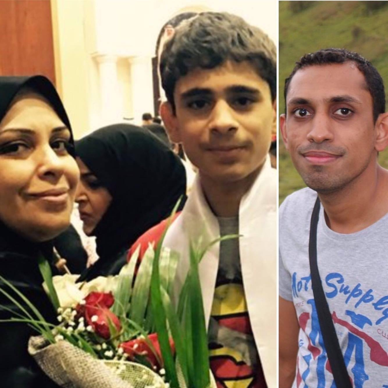 Sayed Alwadaei family