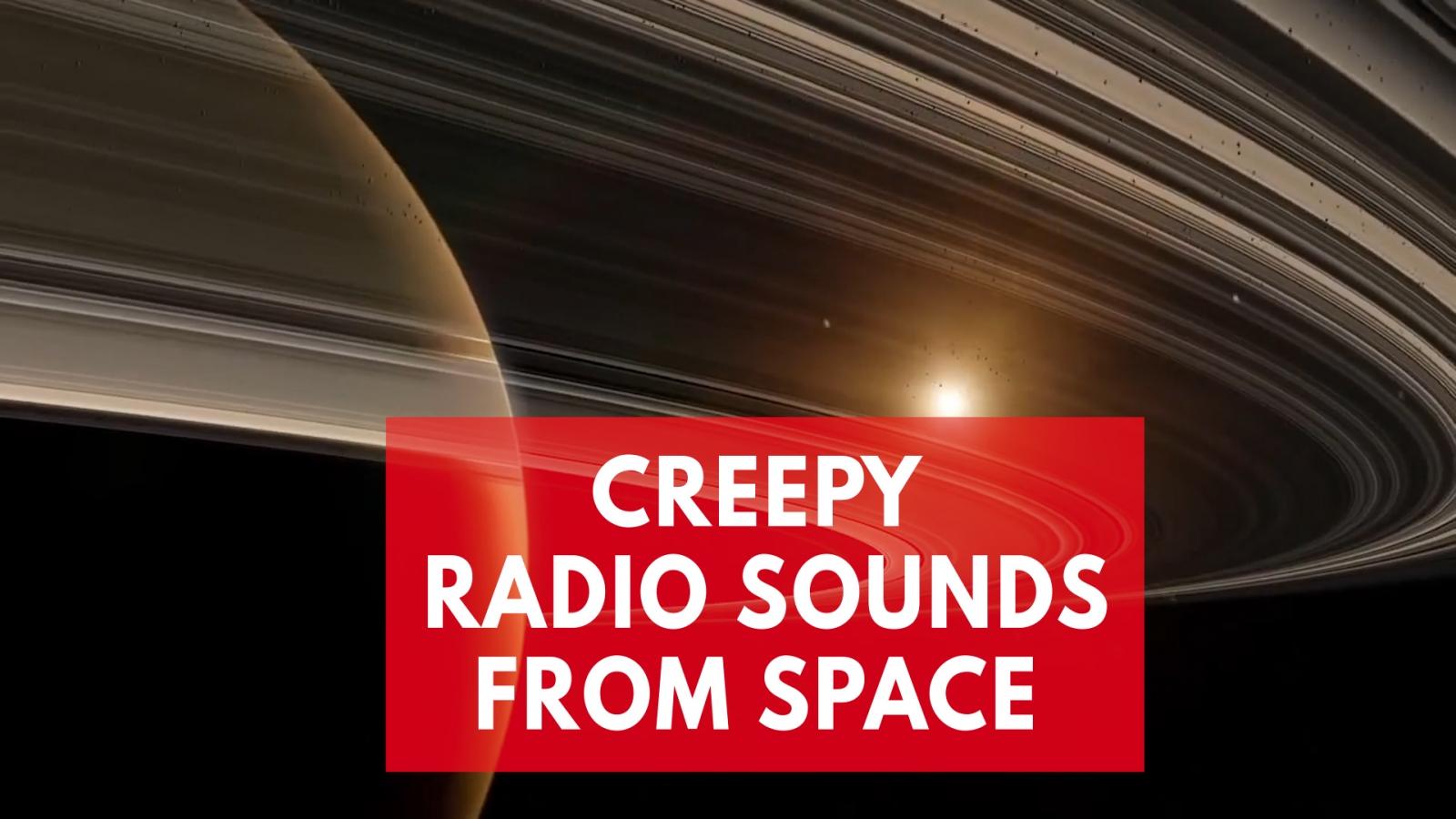 nasa space recordings sound - photo #42