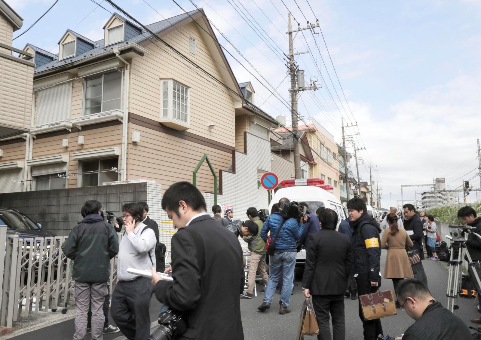 Japan apartment deaths