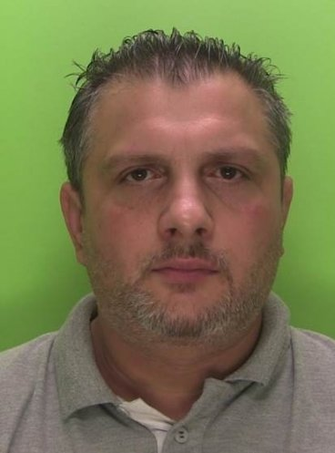 Edward Zielinski admitted two counts of modern slavery and sentenced to three years and four months at Nottingham Crown Court