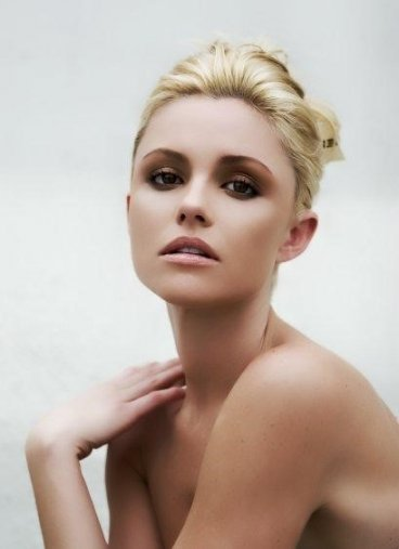 Model Alison Pelletier