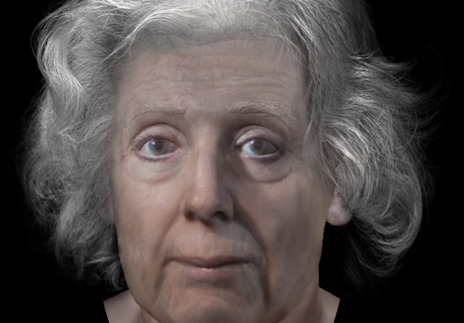 The face of 18th Century Scottish witch, Lilias Adie, who died in jail before she could be burned at the stake has been reconstructed by forensic scientists