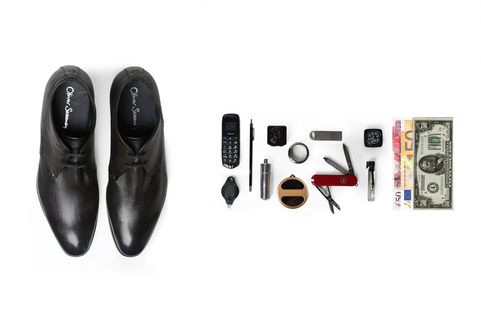 Secret Shoe
