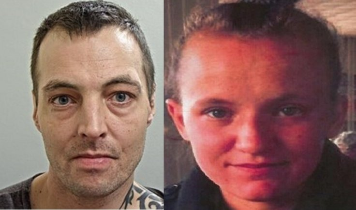 Drug addict strangled girlfriend then wrote 'you can't have my