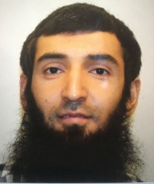 NYC truck attack suspect believed to have NJ connections
