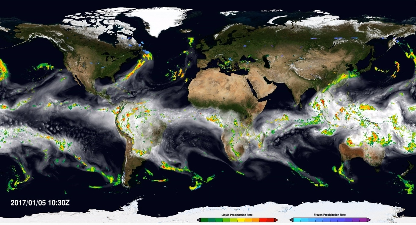 Atmospheric rivers