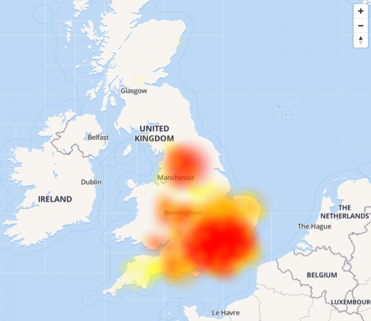 Freeview outages