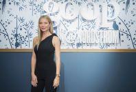 Gwyneth Paltrow at book signing