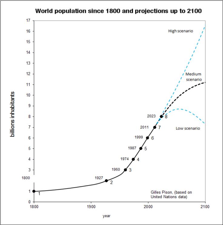 Overpopulation graph 1