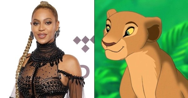 Beyonce to star in Lion King reboot