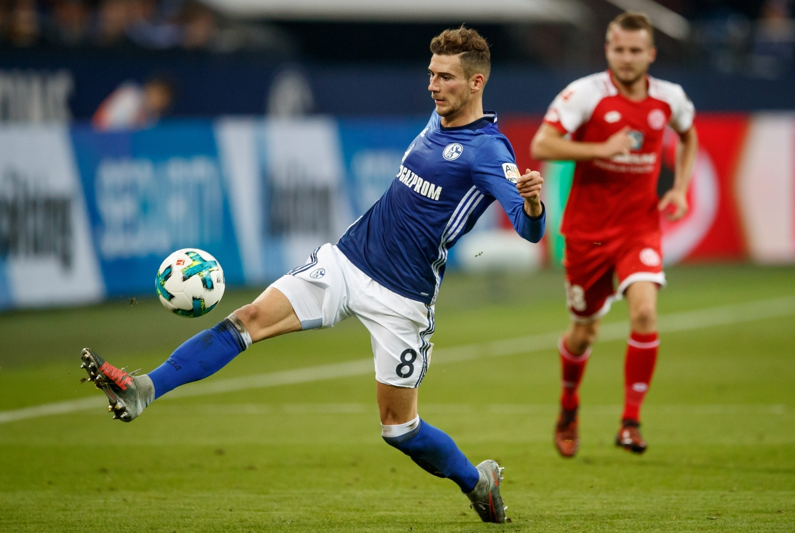 Christian Heidel: 'Schalke 04 have reached limit with Leon Goretzka'