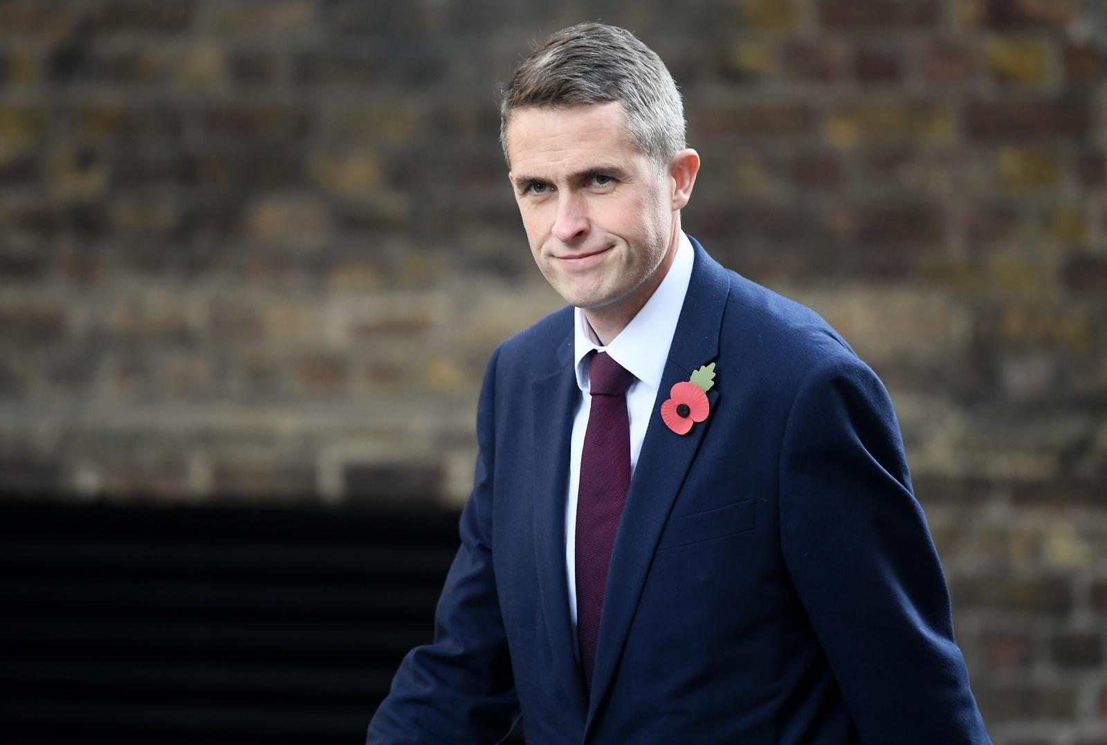 Gavin Williamson Announced As New Defence Secretary