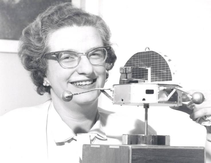 Dr Nancy Grace Roman