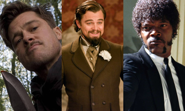 Tarantino Pitt DiCaprio Jackson