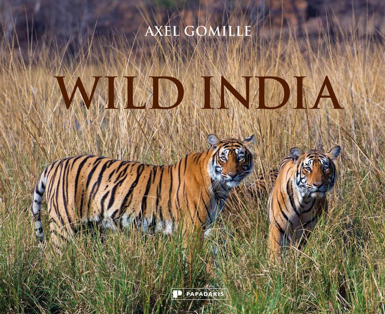 Wild India by Axel Gomille