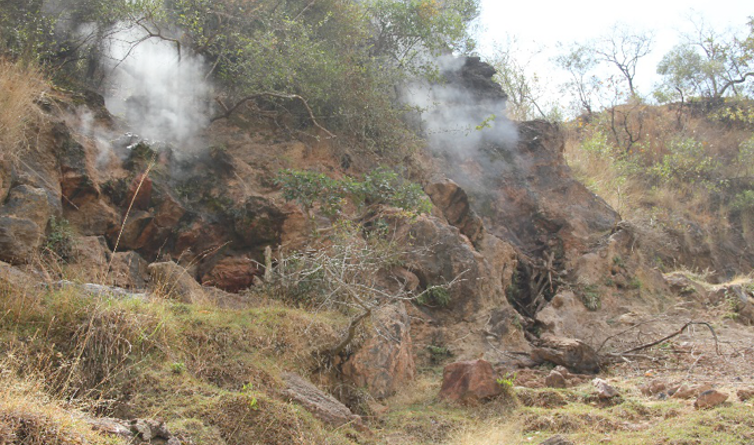 Aluto volcano