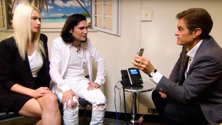 Corey Feldman names abusers on Dr. Oz