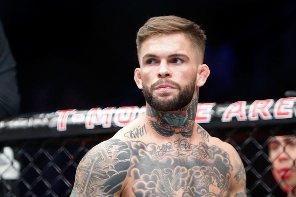 Garbrandt gets pep talks from Kobe, Tyson before UFC fight