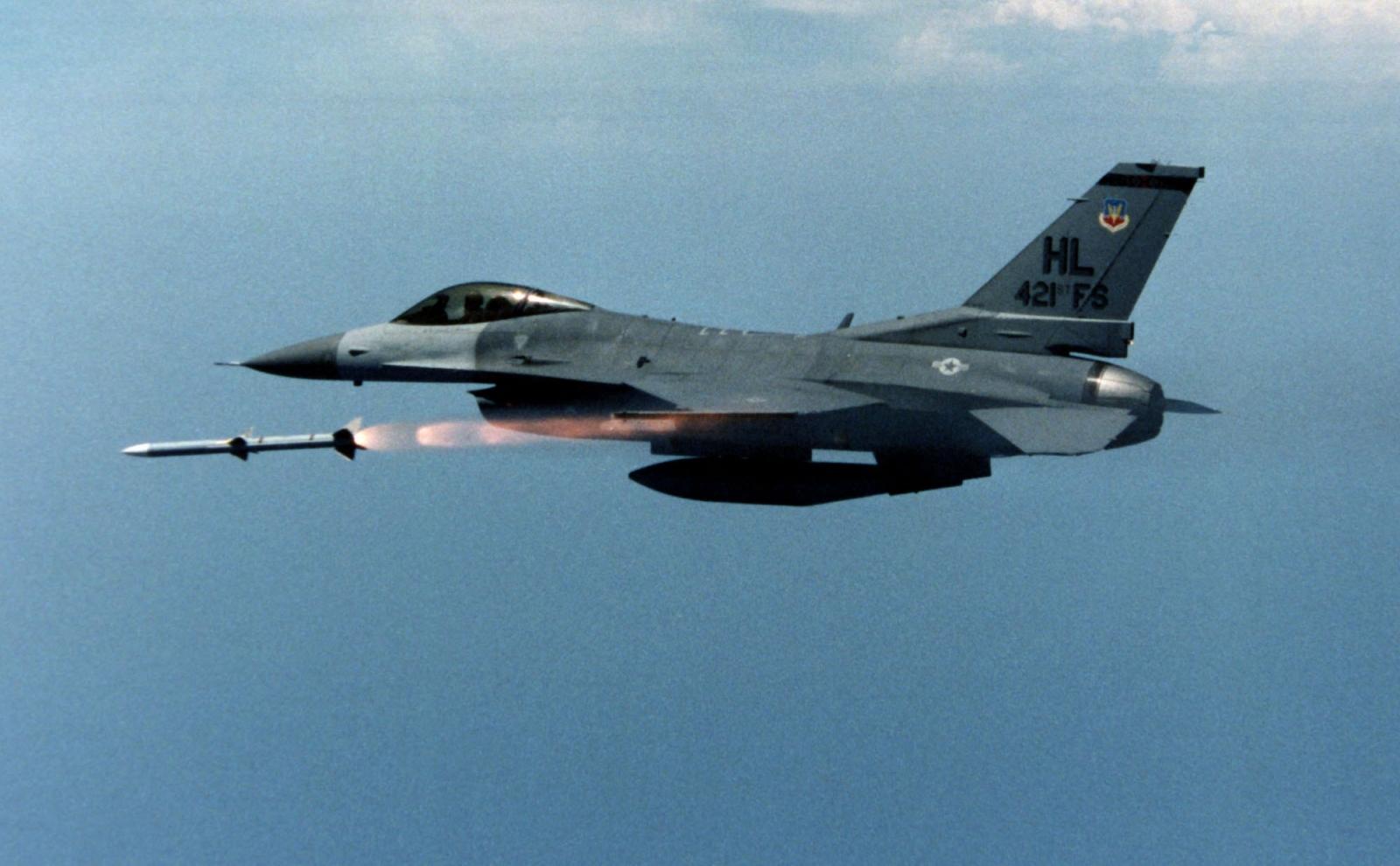 Air-to-Air Missile