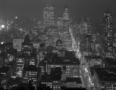 I See a City Todd Webb NewYork