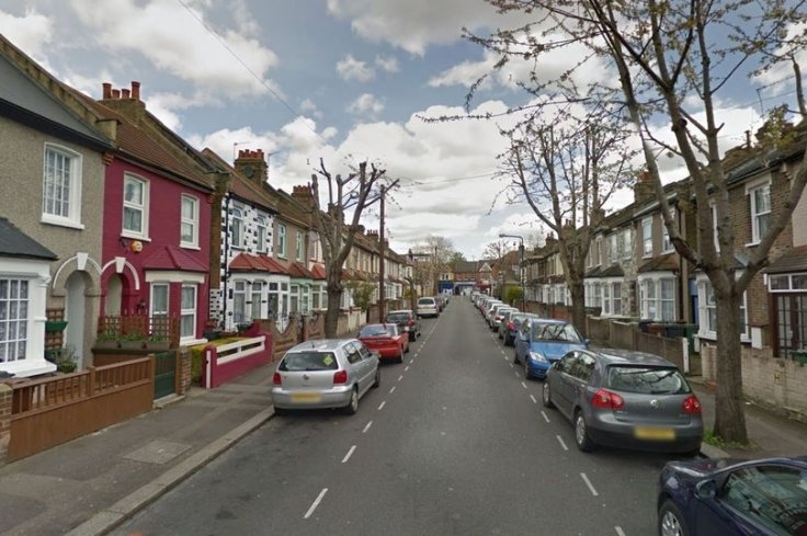 A takeaway delivery driver had acid thrown in his face by two men who tried to steal his scooter in Walpole Road, Walthamstow, east London