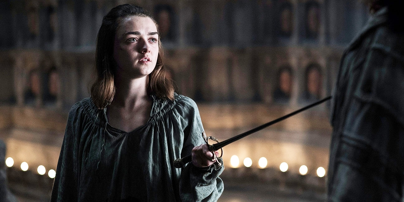 Maisie Williams: Game of Thrones Won't Film Multiple Endings
