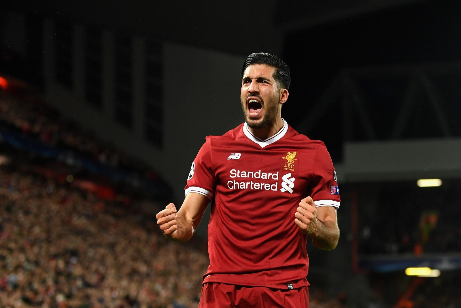 Long Term Loan >> Liverpool midfielder Emre Can 'agrees deal' with Juventus ahead of summer transfer