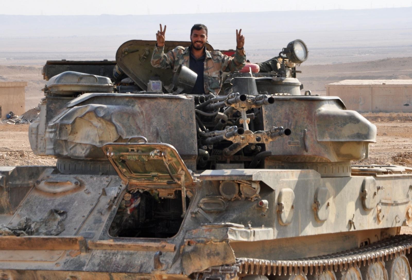 Deir Ezzor Syria Islamic State