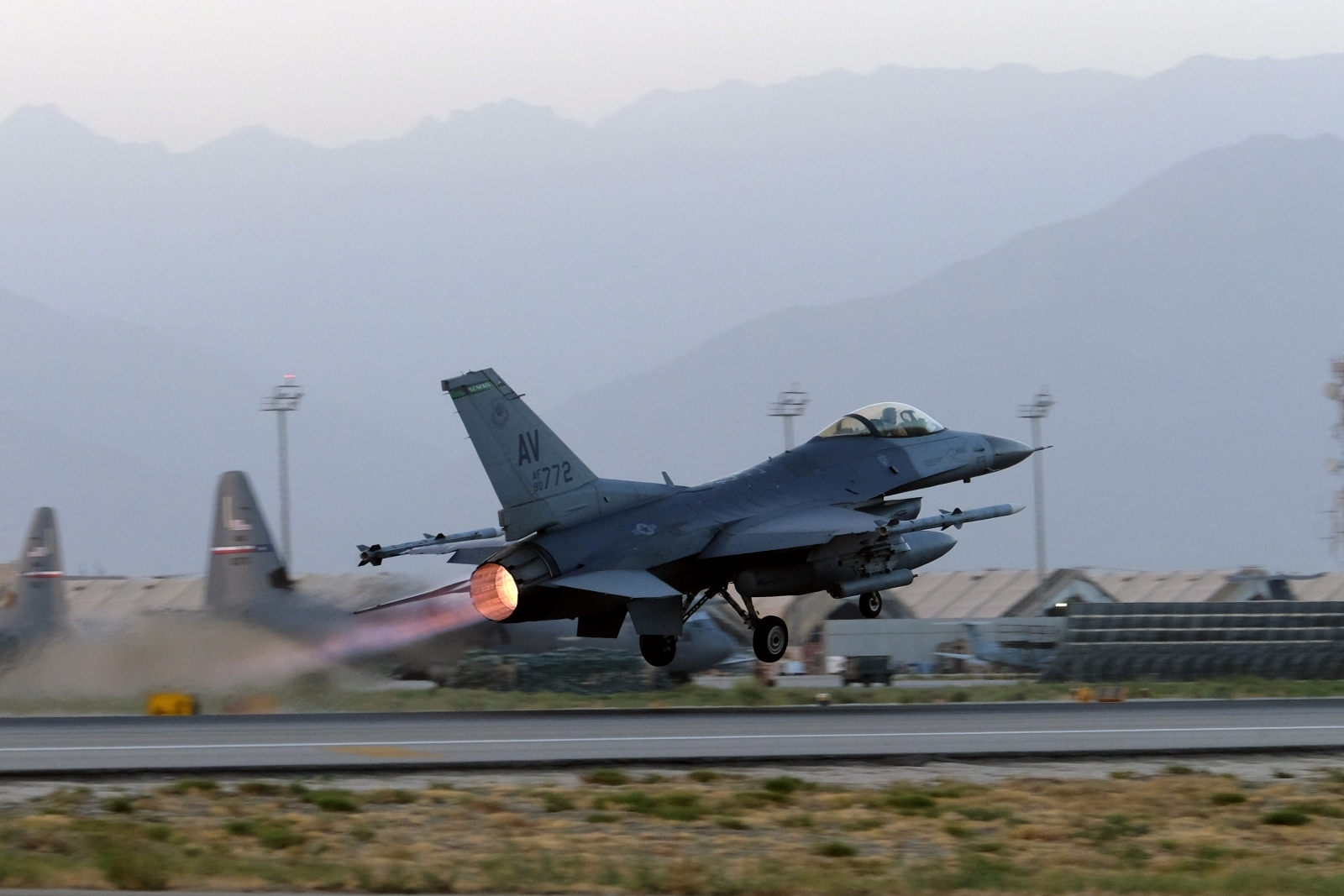 US airstrikes