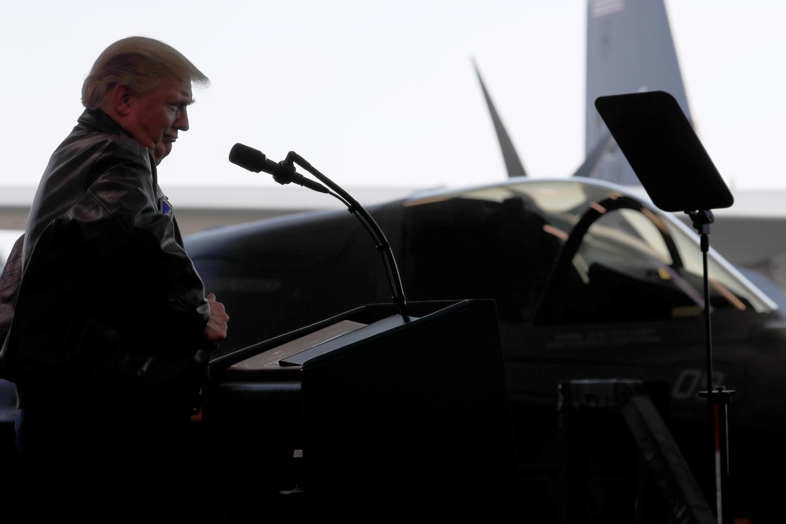 Donald Trump in Japan