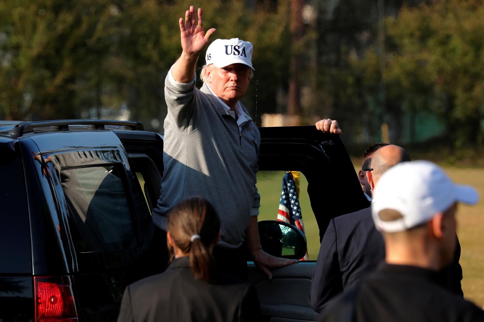 Donald Trump and North Korea