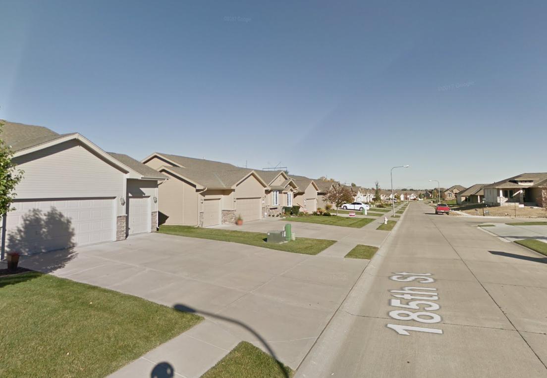 185 street Omaha Nebraska