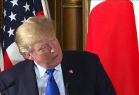 President Donald Trump Joked That The Japanese Economy Is Not As Powerful As The United States