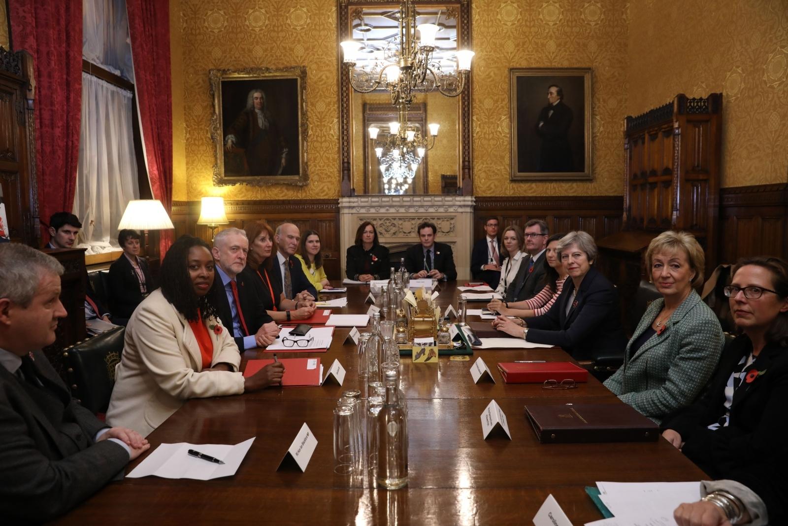 Westminster complaints system agreed