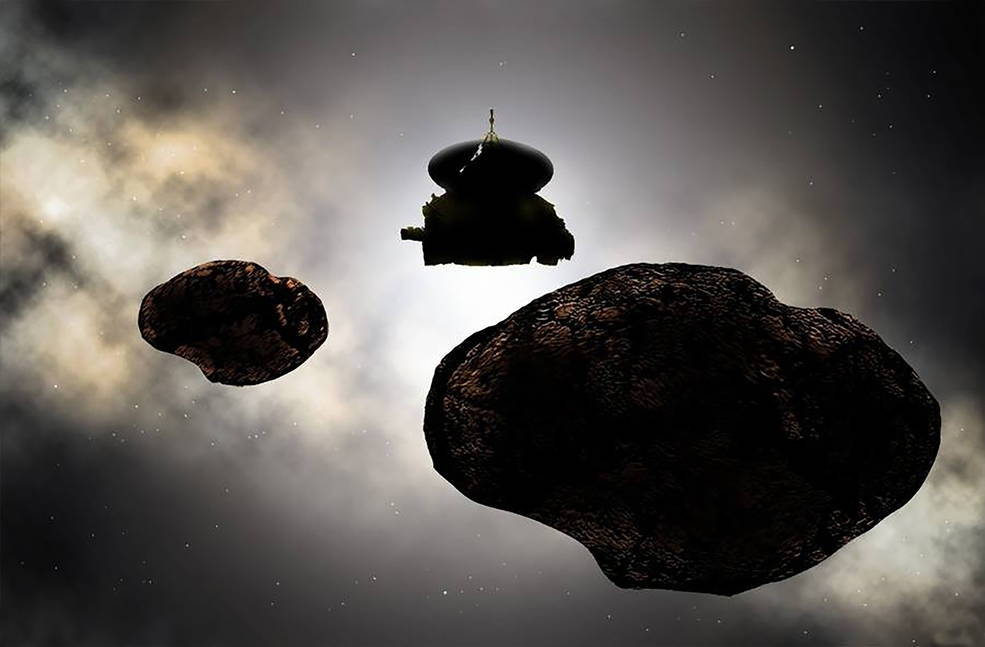 NASA seeks nickname for New Horizons' next flyby target