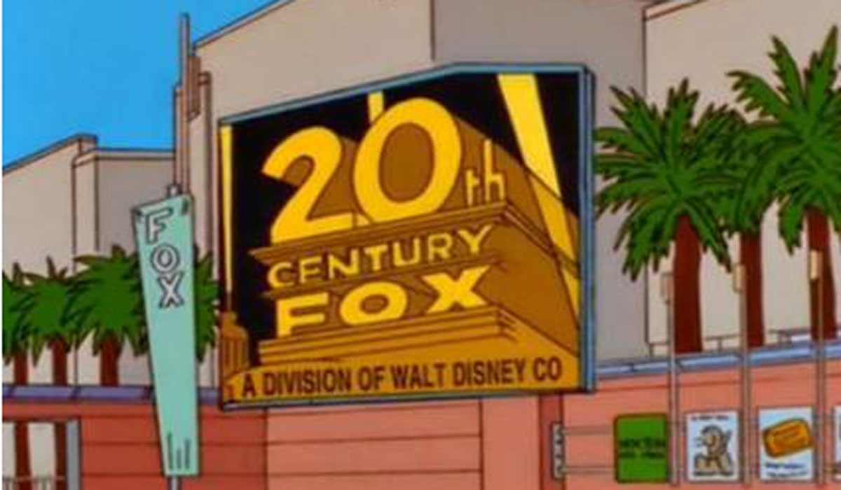 20th Century Fox Disney
